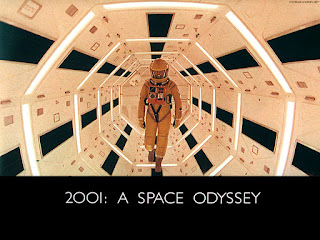 2001 A Space Oddisey
