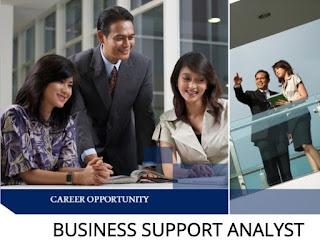 Rekrutmen Garuda Indonesia sebagai BUSINESS SUPPORT ANALYST