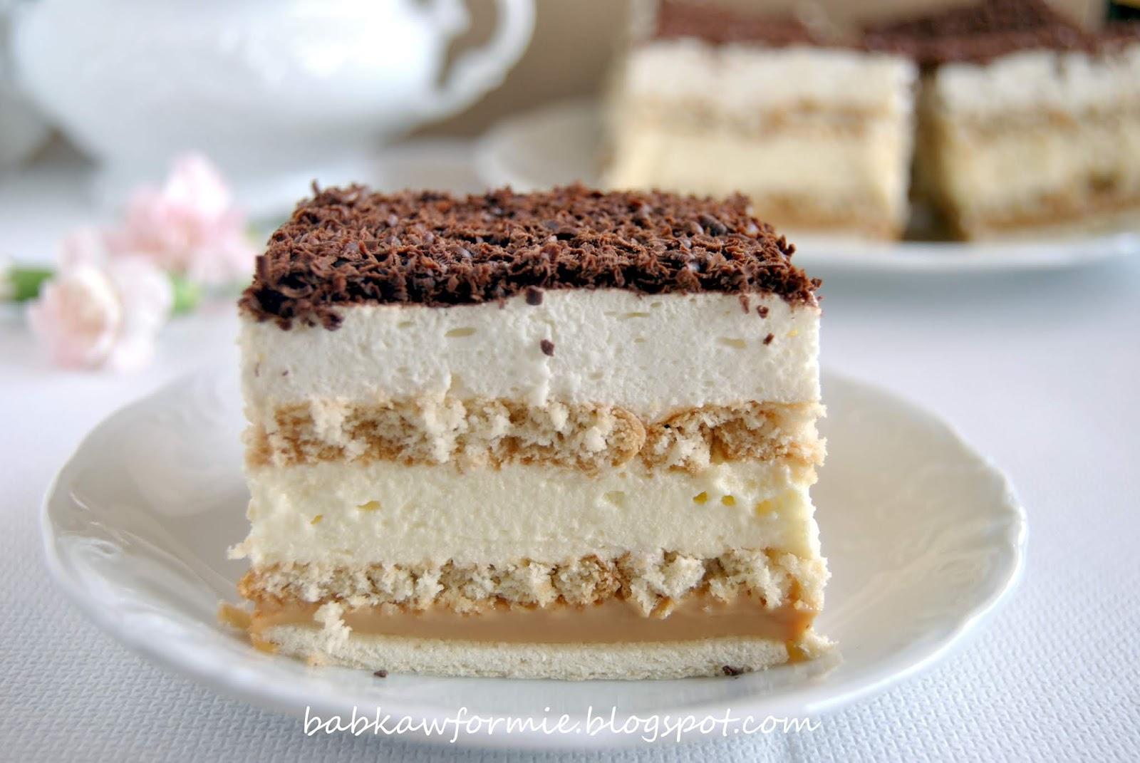 ciasto bez pieczenia 3 bit babkawformie.blogspot.com