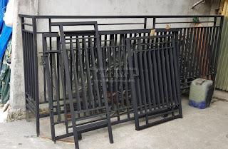 jasa pembuatan pagar rumah