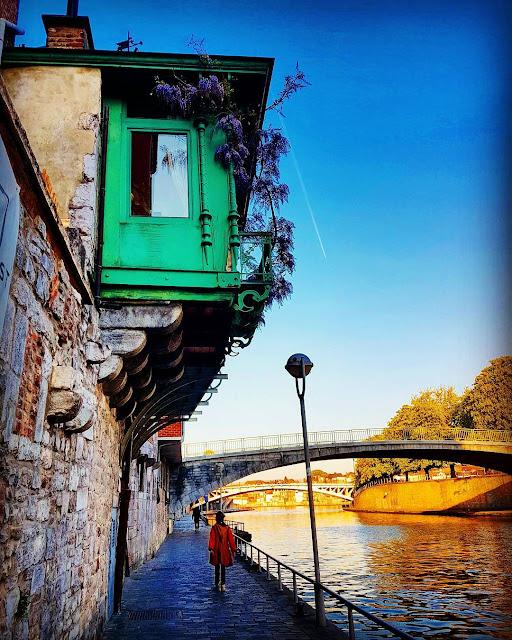 Ville de Namur - Ben Heine Photography - Samsung Galaxy S8