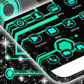 Neon Green Tech APK
