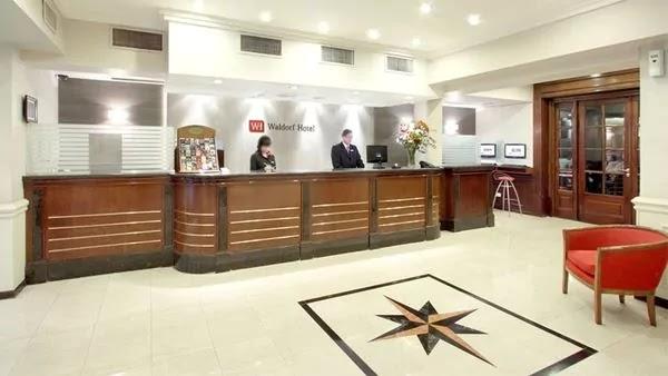 Corrupción K: la AFIP allanó un hotel porteño que sería de Cristina Kirchner