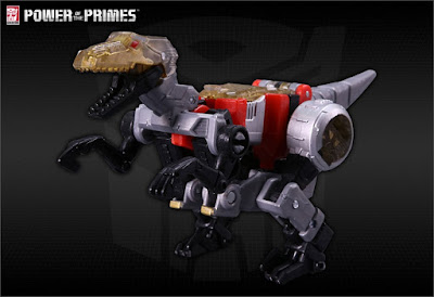 PP-04 Dinobot Slash dalla TakaraTomy x la serie Transformers Power of the Primes