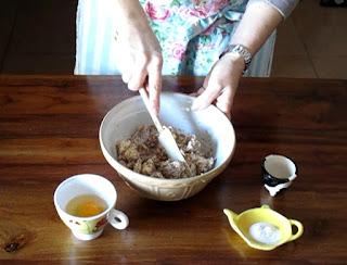 Preparacion Galletas de Calabaza