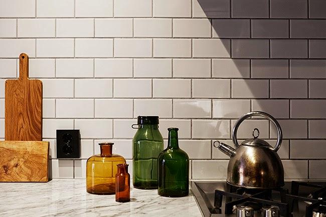 Arredare piccoli spazi appartamento a stoccolma home for Piccoli spazi