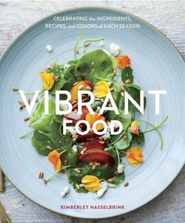 LadyD-Books: Review of Vibrant Food Cookbook