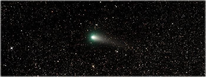 cometa giacobini ziner maior aproximação com a Terra