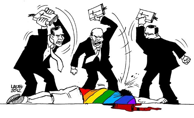 O dia em que um Pastor destruiu a hipocrisia homofóbica da Igreja