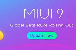 Cara Upgrade Xiaomi MIUI 8 Ke MIUI 9 Tanpa PC (Untuk Semua Type Xiaomi)