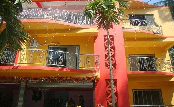 gaurav beach resort diveagar