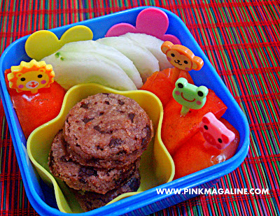 Pink Magaline Snack Or Baon Ideas For Kids