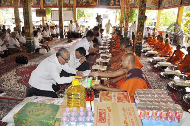 Kan Ben à Kampong Chhnang