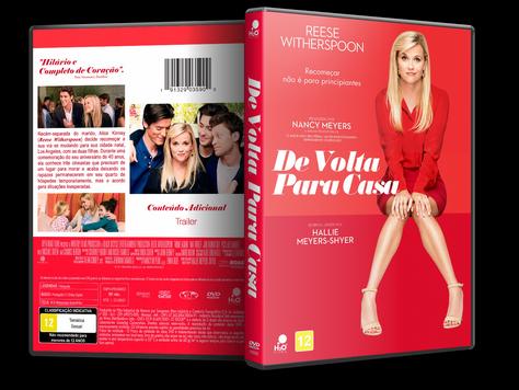 Capa DVD De Volta Para Casa [Custom]