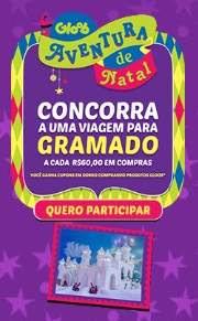 Cadastrar Promoção Aventuras Natalinas Ri Happy e Gloob