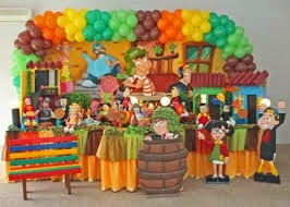 Festa com Tema do Chaves