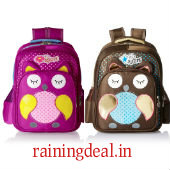 Albert James School Bags For Rs 399 at Amazon rainingdeal.in