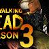 عرض دعائي للعبة The Walking Dead في الموسم الثالث للعبة