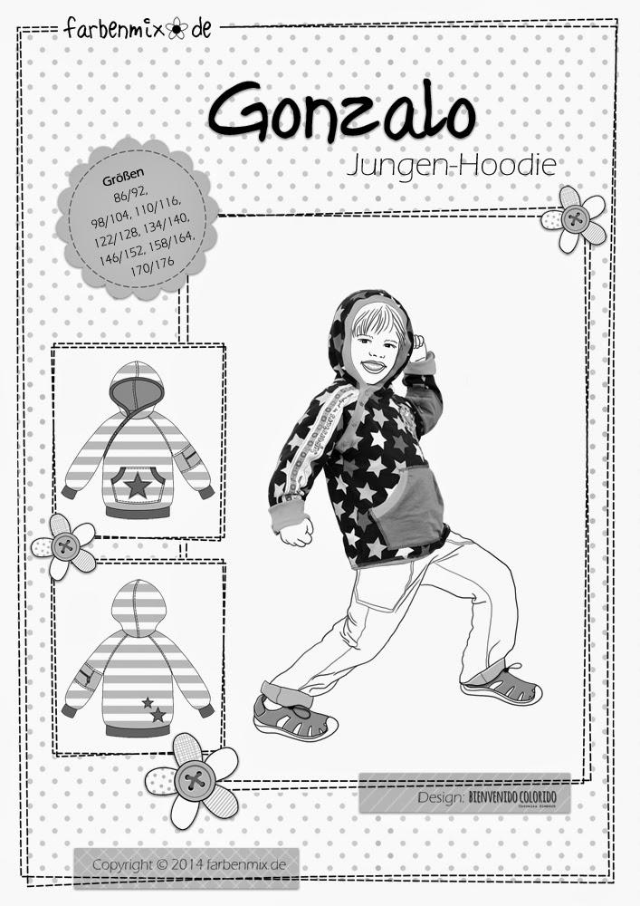 bienvenido colorido: eBooks and Patterns