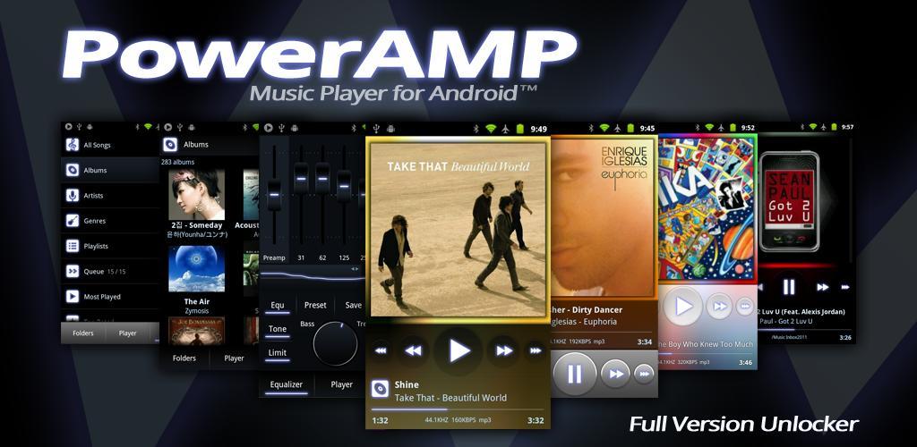 Poweramp Full Version Unlocker 2-build-26