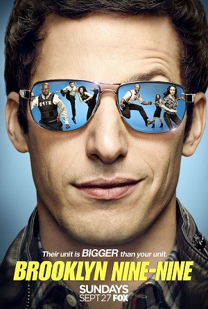 Brooklyn Nine-Nine - 3ª Temporada Séries Torrent Download capa