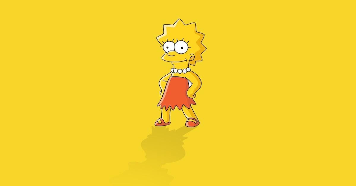 Papel De Parede Cartoon: Super Kuka: Papel De Parede Simpsons