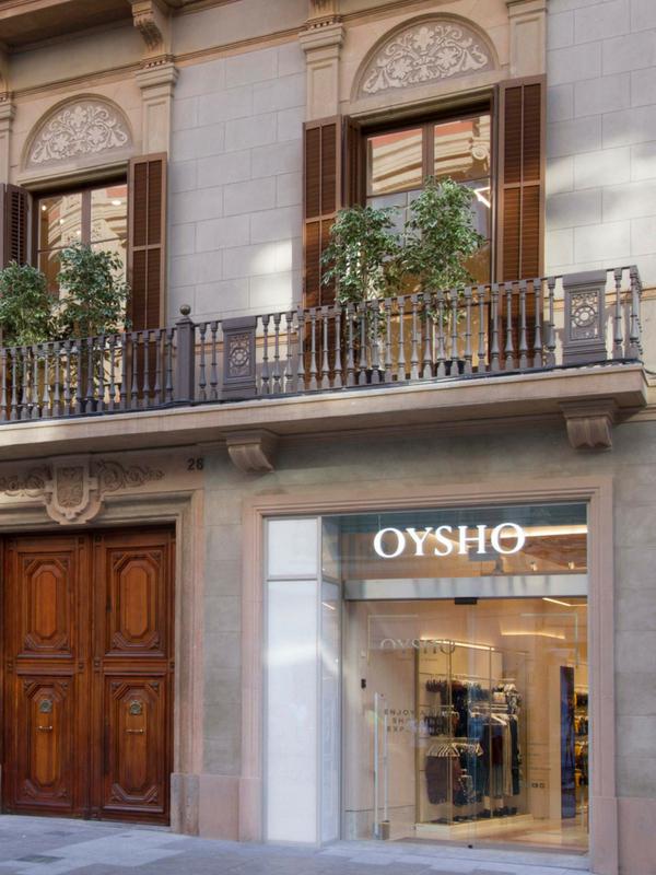 Η Oysho εγκαινιάζει το νέο τεχνολογικό flagship στο Portal de l'Àngel | Ioanna's Notebook