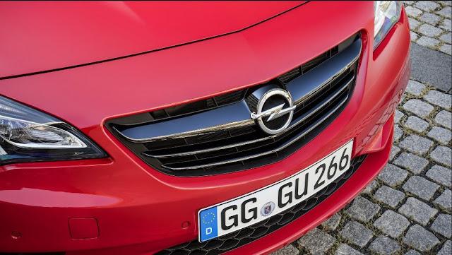 Opel Cascada Supreme - la nueva versión en tres tonalidades exteriores