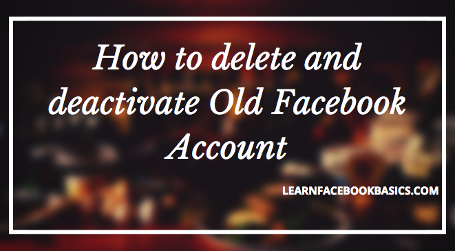 how to know if your facebook account is deleted