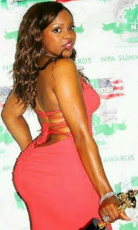 nigerian bombshell tracy ogbonna