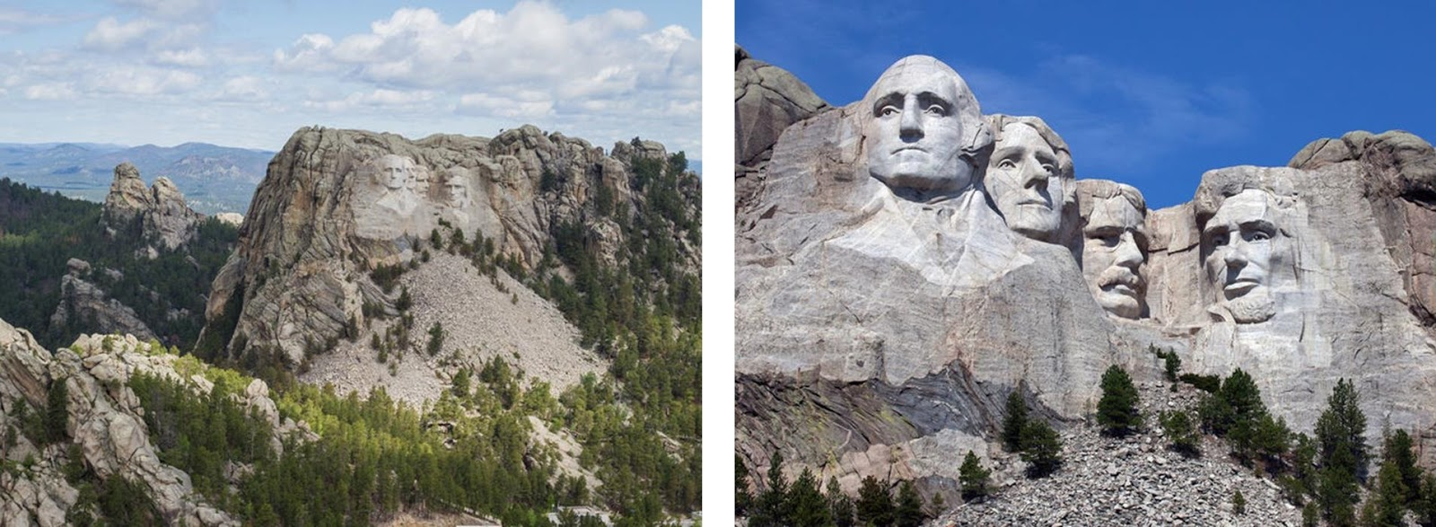 Mount Rushmore National Memorial, United States