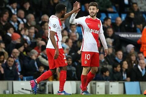 Lemar từng cùng với Silva tạo nên cặp cánh đáng sợ của Monaco mùa trước