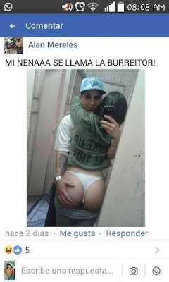 """Facebook Fails : """"La Burreitor"""""""