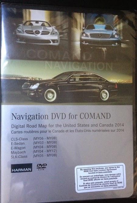 Mercedes Benz Navigation 2019 Updated Free Download {Latest!}
