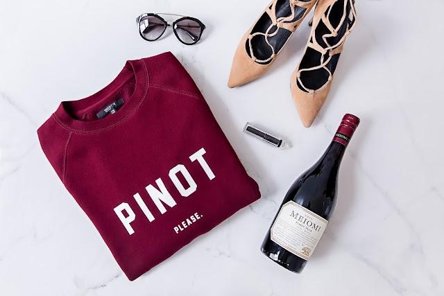 #Vindredi - Meiomi Pinot Noir - #PinotPlease