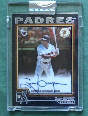 Baseball Card Breakdown My Top 10 Tony Gwynn Autos