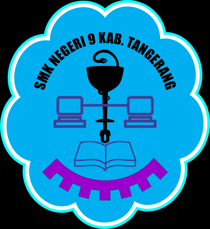 Mbh Logo Smkn 9 Kab Tangerang