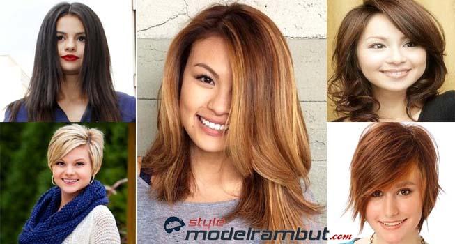 Model Rambut Wanita Sesuai Bentuk Wajah Dan Postur Tubuh Seputar Bentuk