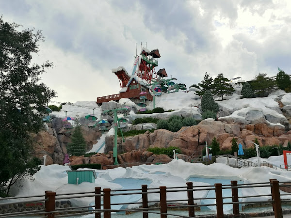 WDW: Disney's Blizzard Beach Water Park