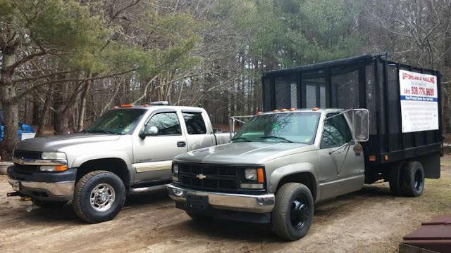 junk pickup company