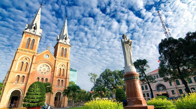 Saigon itinerary blogs