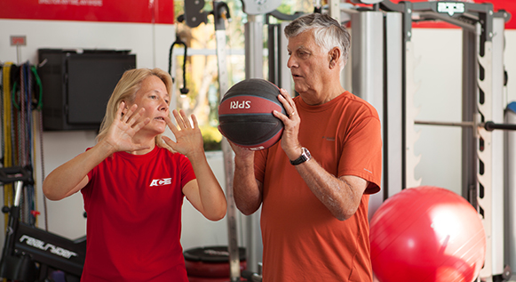 What is the best exercise to prevent the aging of muscles?