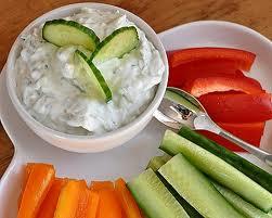 Cucumber Feta Dip