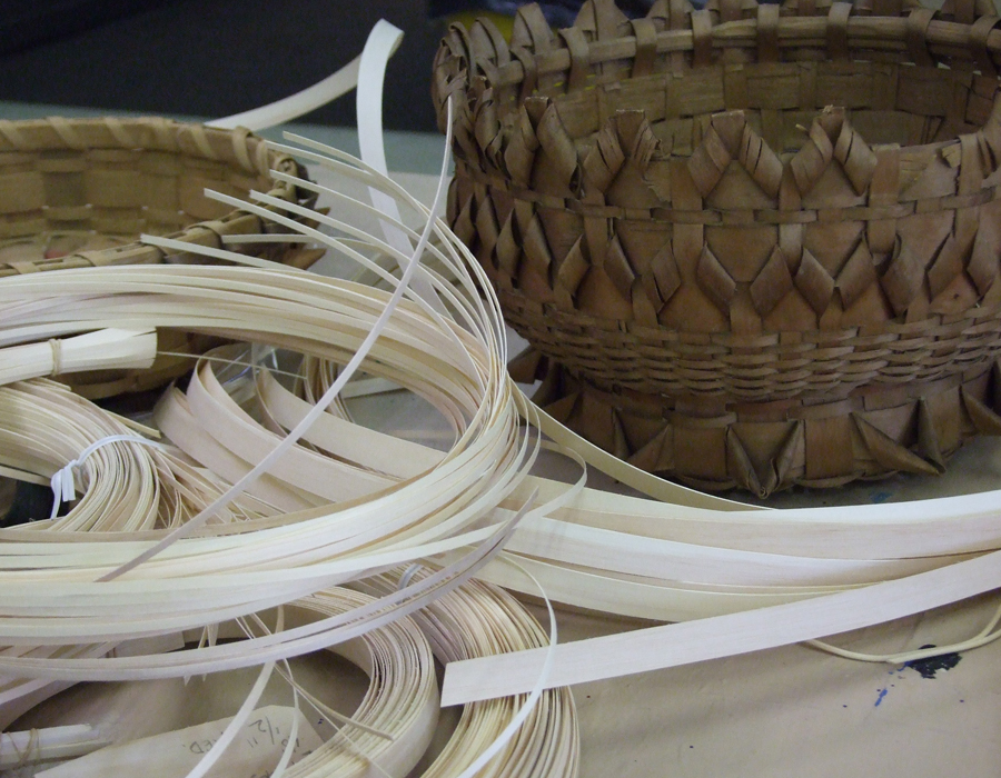 Basket Weaving Ri : Southwestern ontario basketry guild