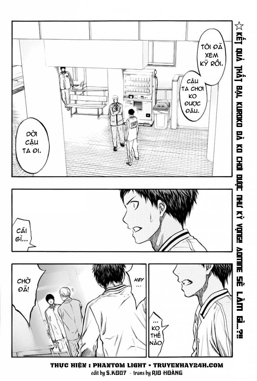 Kuroko No Basket chap 209 trang 2