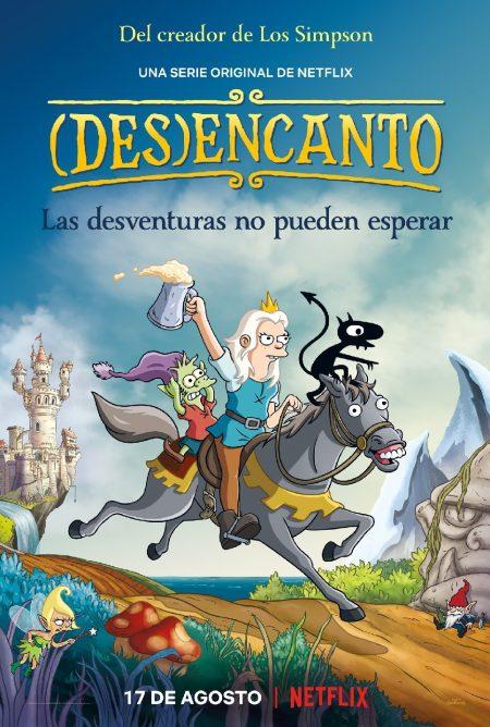 Desencanto (Disenchantment) Temporada 1 – Subtitulado/Latino/Castellano