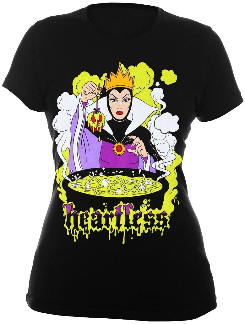 Filmic Light - Snow White Archive: Evil Queen Tees and TopsDisney Evil Queen Shirt