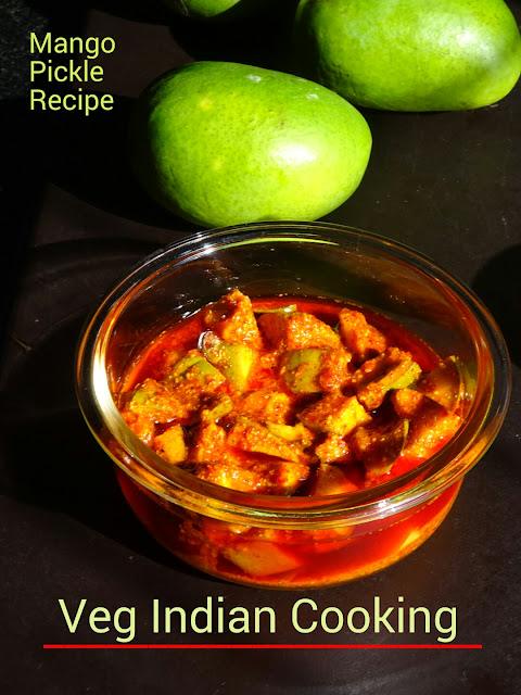 how to make pickle masala