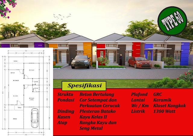Jual Rumah Area Kota Pontianak