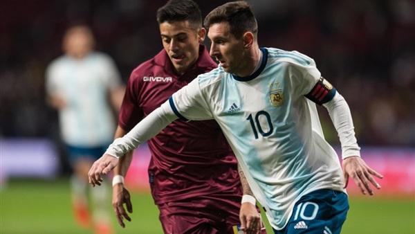ميسي يغيب عن مباريات هامة لبرشلونة بعد اصابته مع التانجو
